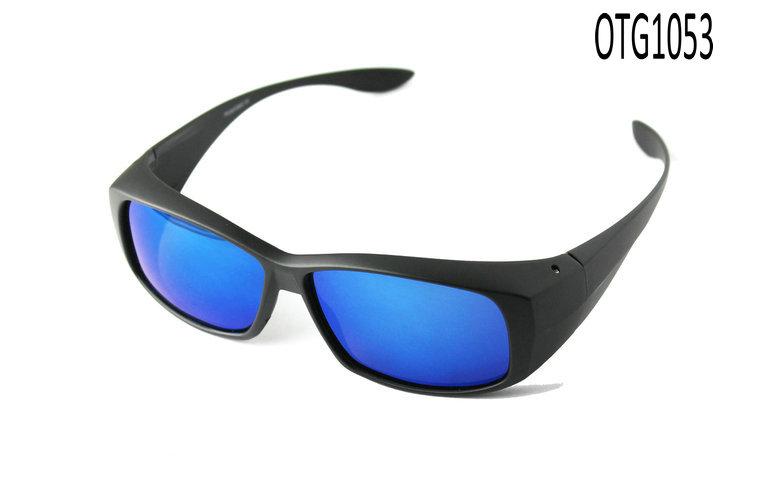 otg1053 blue mirror fishing sunglasses overfit