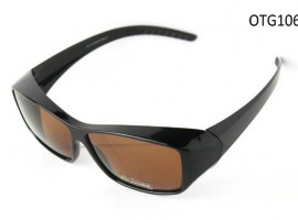 OTG1063 brown lens overfit polarized sunglasses