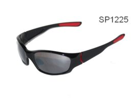 SP1225 impact resistant outdoor tennis sports sunglasses