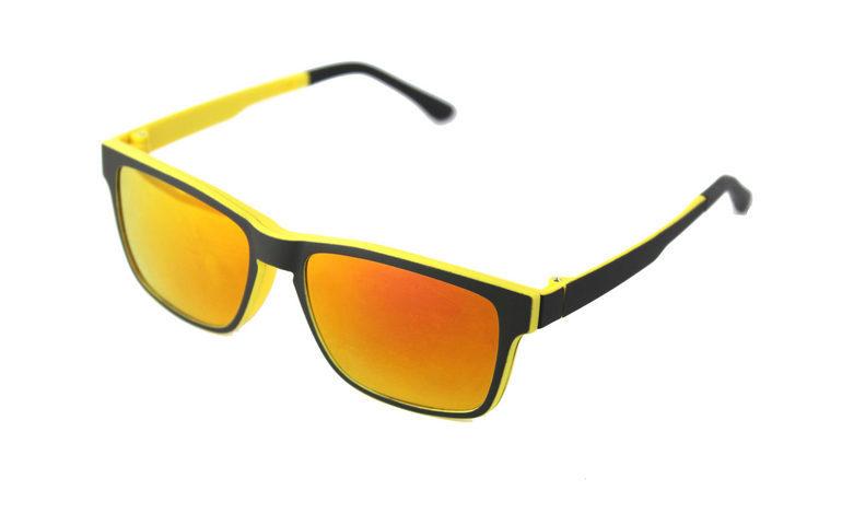 44efedd0574 C002 Polarized Magnetic Clip On Optical Frames. clip on polarized sunglasses